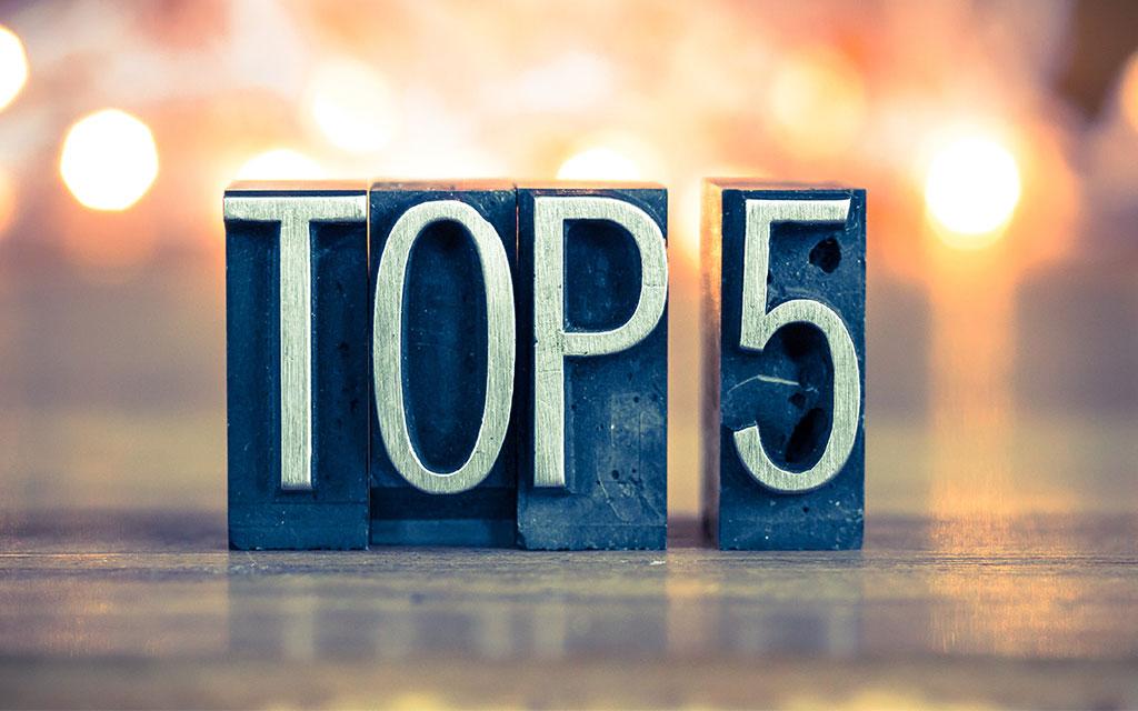 5 شرکت برتر تولید کننده سودپرک