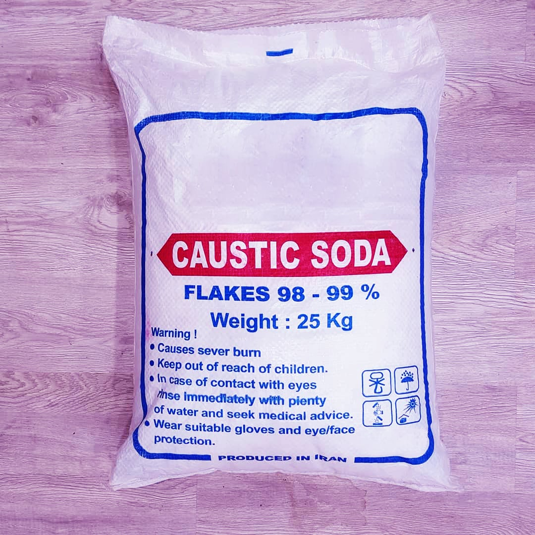 انواع بسته بندی سودپرک، کیسه 25 کیلوگرمی