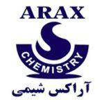 لوگوی شرکت آراکس شیمی